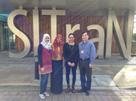 Dr Ke Ning and research team